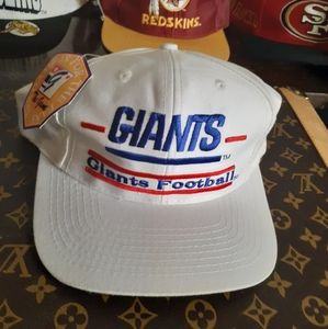 NEW Vintage New York Giants Snapback